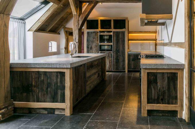 Keukens u2022 hout met historie